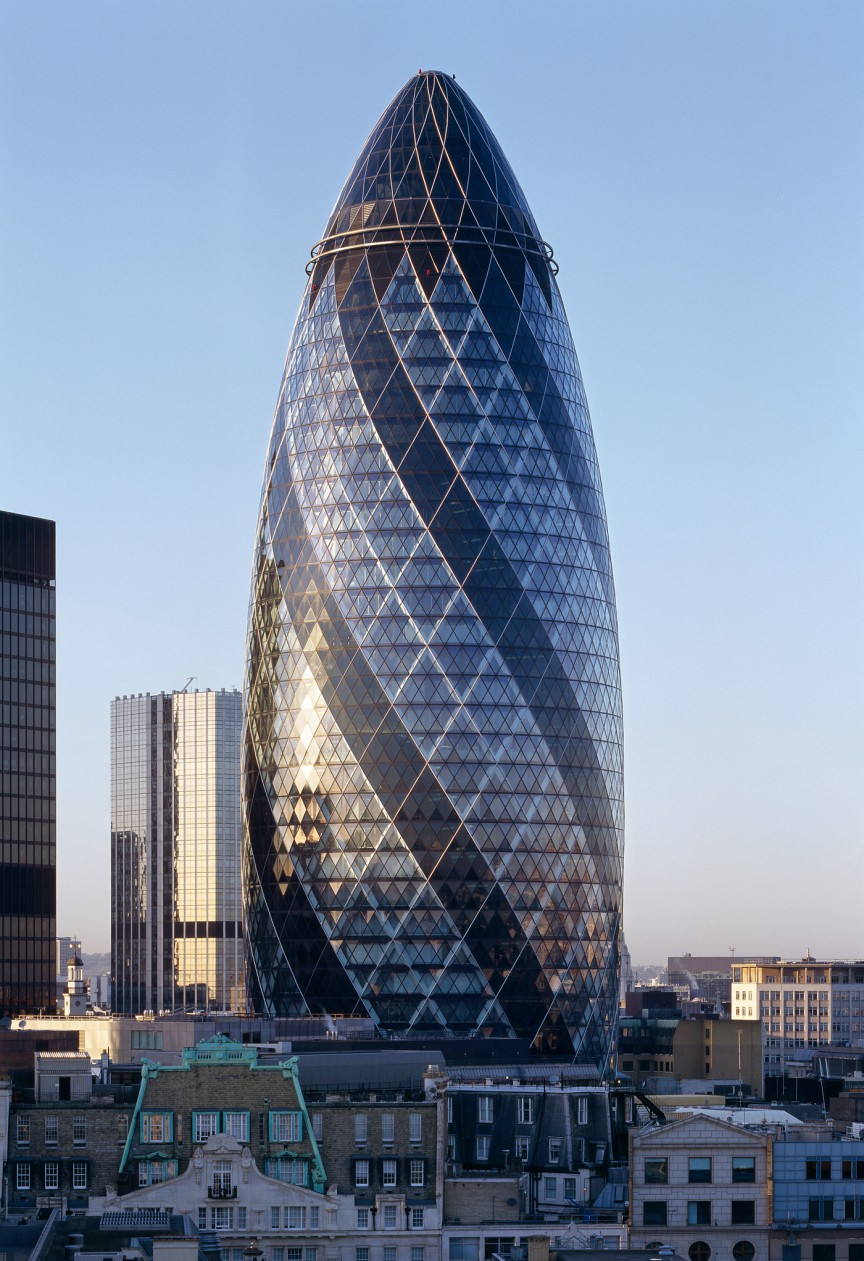 Kaleidoscope of insurance history - Hightech architektur ...